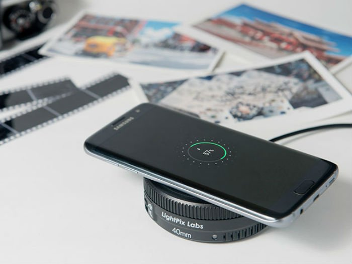 Deal: Power Lens Qi Charging Pad