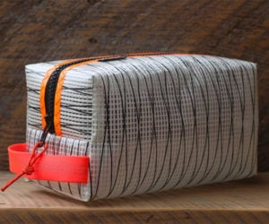 Ragged Edge Dopp Kit