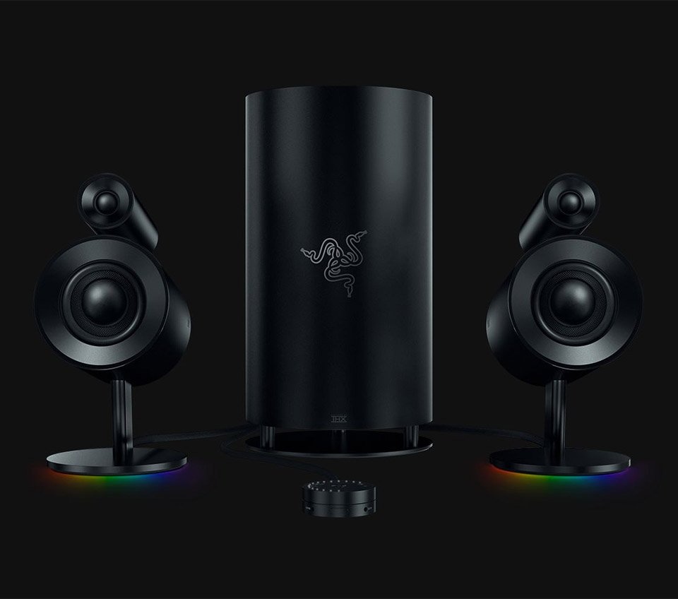 Razer Nommo Pro Speakers