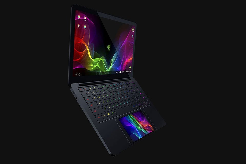 Razer Project Linda Laptop Concept