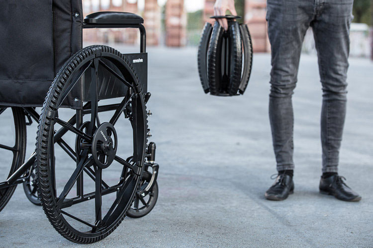 Revolve Foldable Wheel
