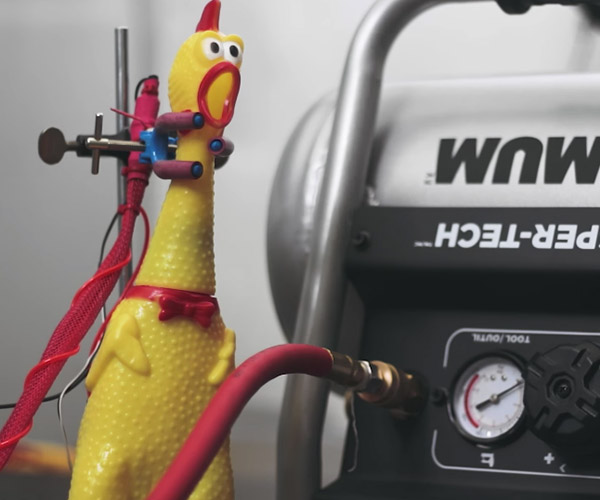 The Rubber Chicken Synth