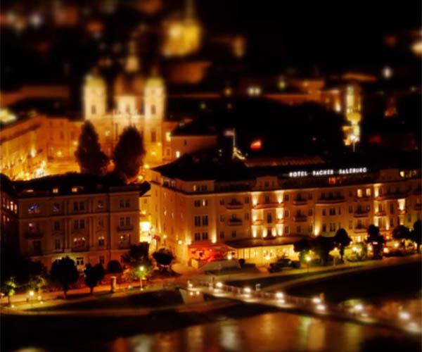 Salzburg in Miniature