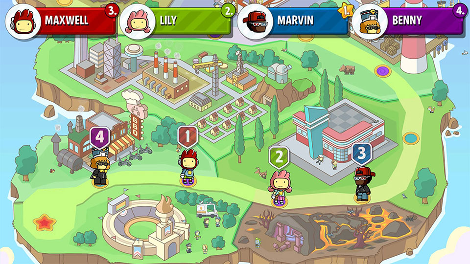 Scribblenauts Showdown (Trailer)