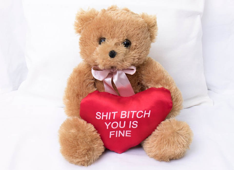 Sh*t Bitch Bear ...