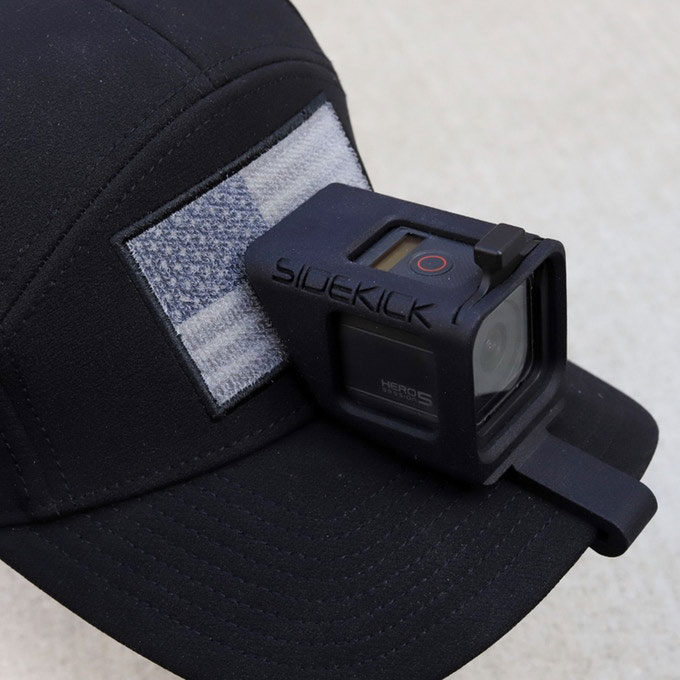 Sidekick GoPro Cap Mount