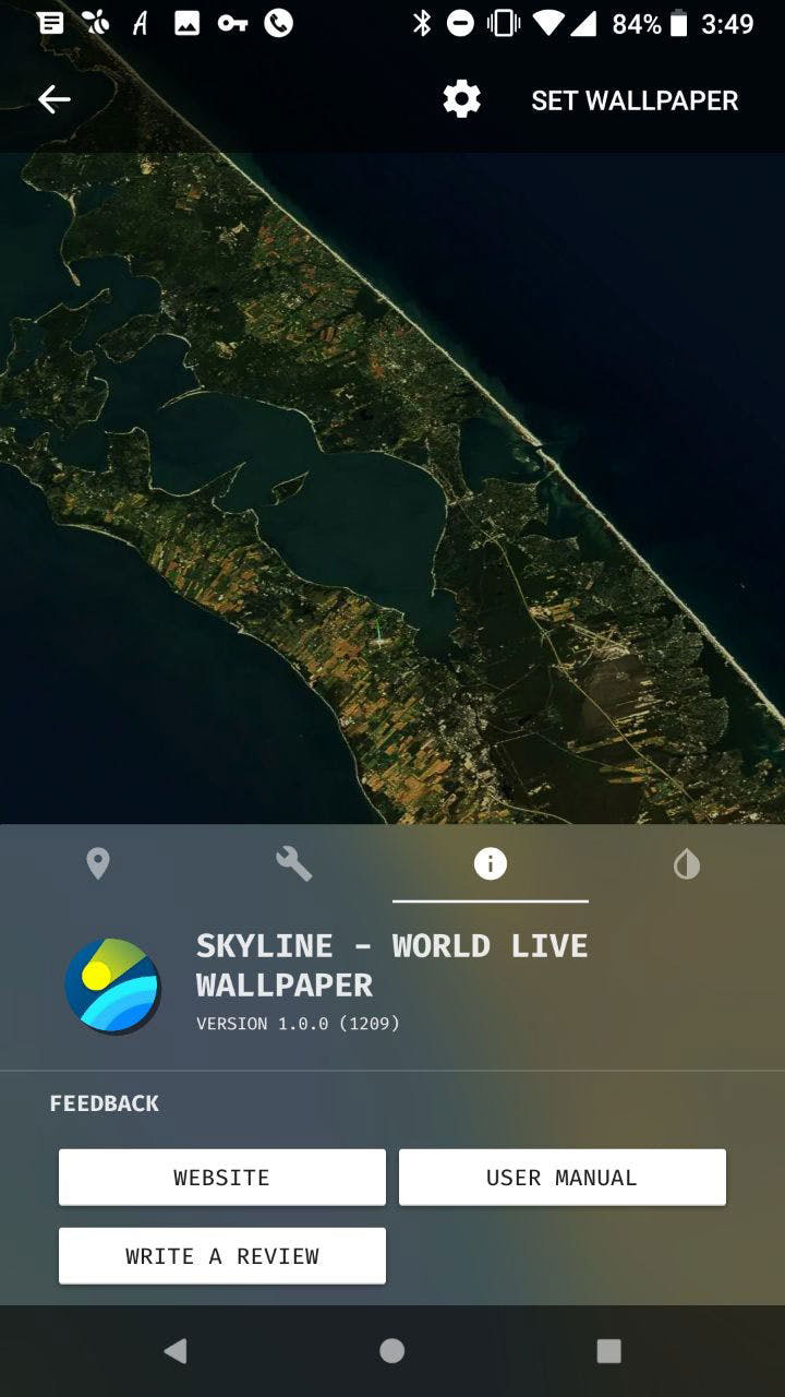 Skyline for Android