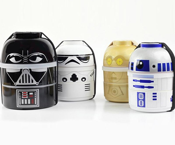 Star Wars Bento Boxes