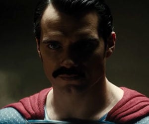 Superman: Mustache Edition