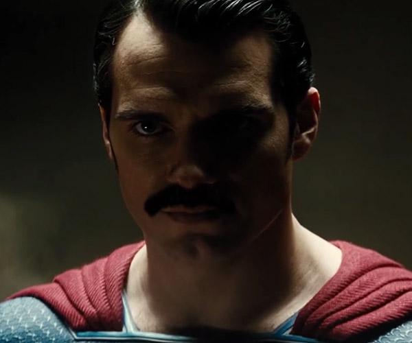 Superman: Mustache Edition