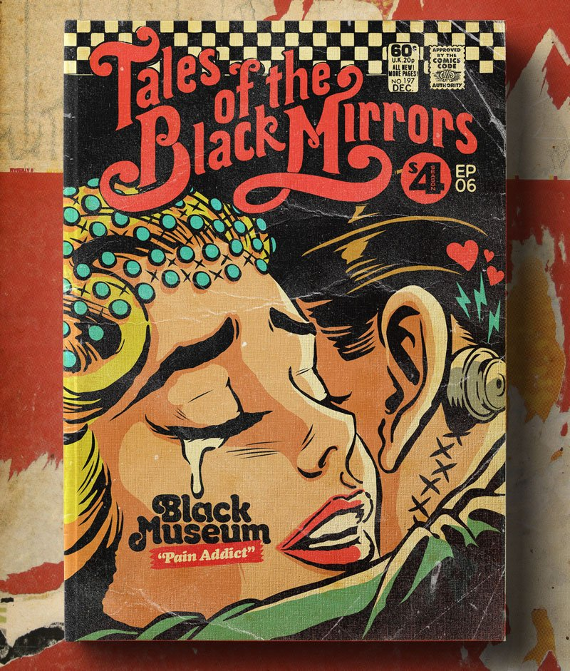 Tales of the Unexpected Black Mirrors
