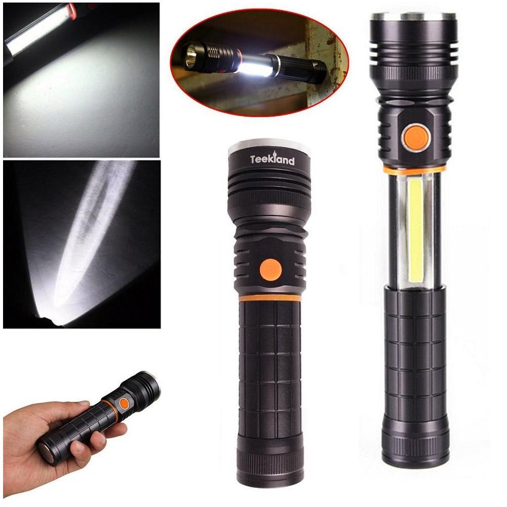 Teekland Multimode Flashlight