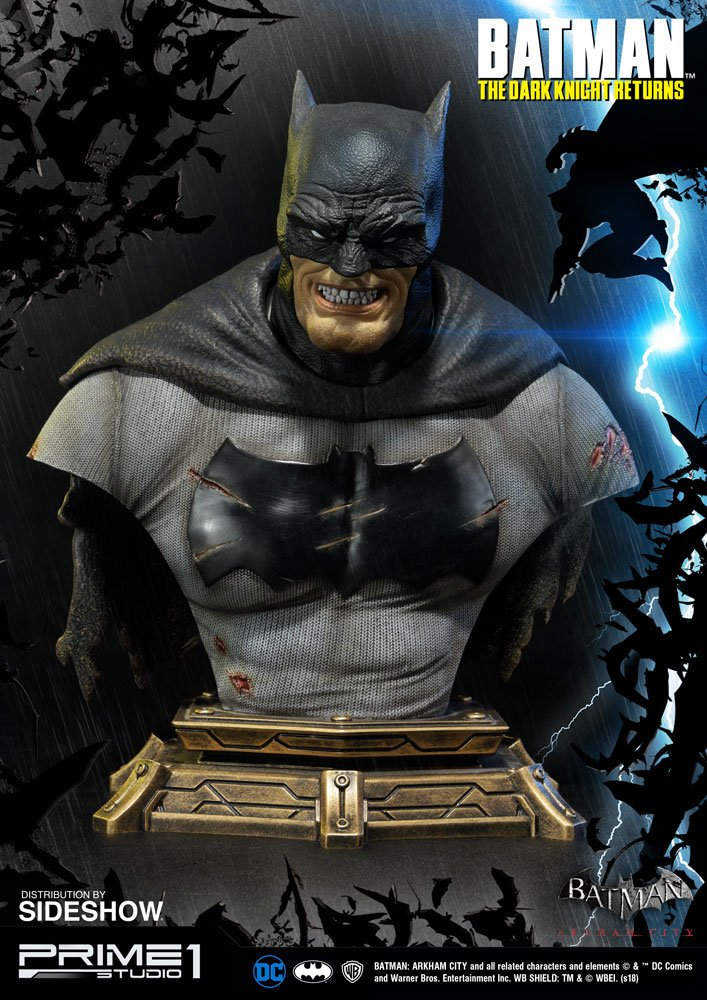The Dark Knight Returns Batman Bust