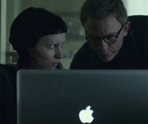The Girl With the Dragon Tattoo: Outlier