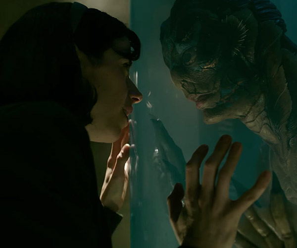 The Shape of Water VFX Reel