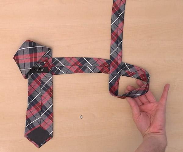 Tie Tying Hack