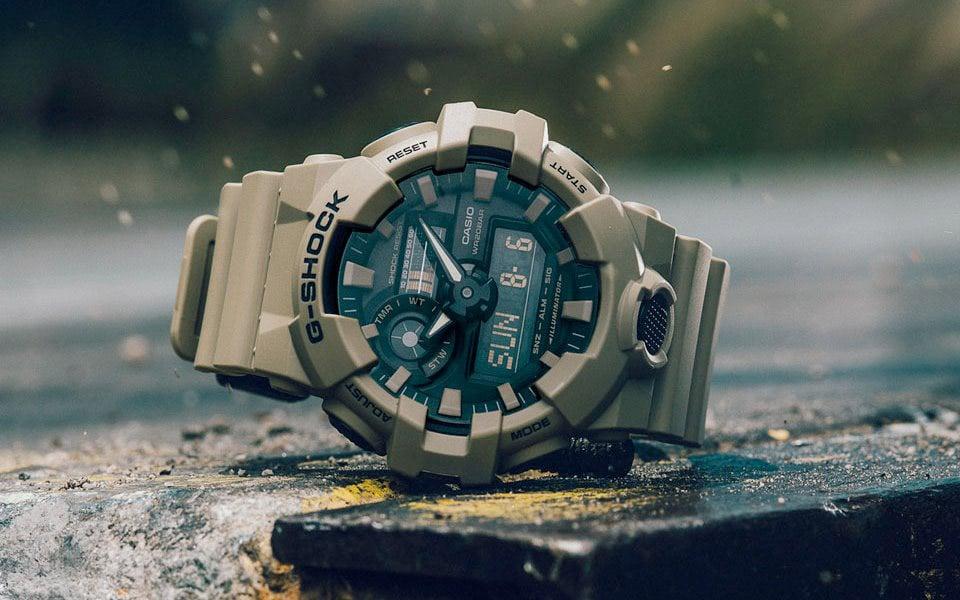 Tough Digital Watches