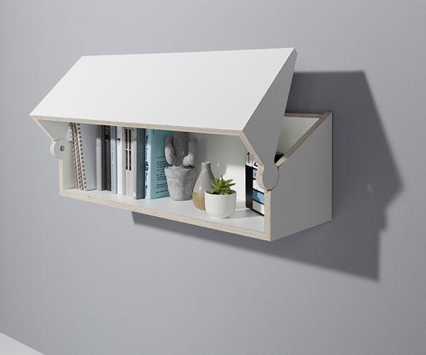 Twofold Shelf Desk