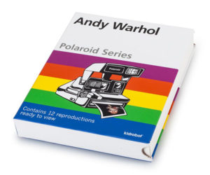 Andy Warhol Polaroid Series