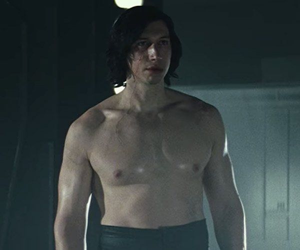 Getting WIDE Like Kylo Ren