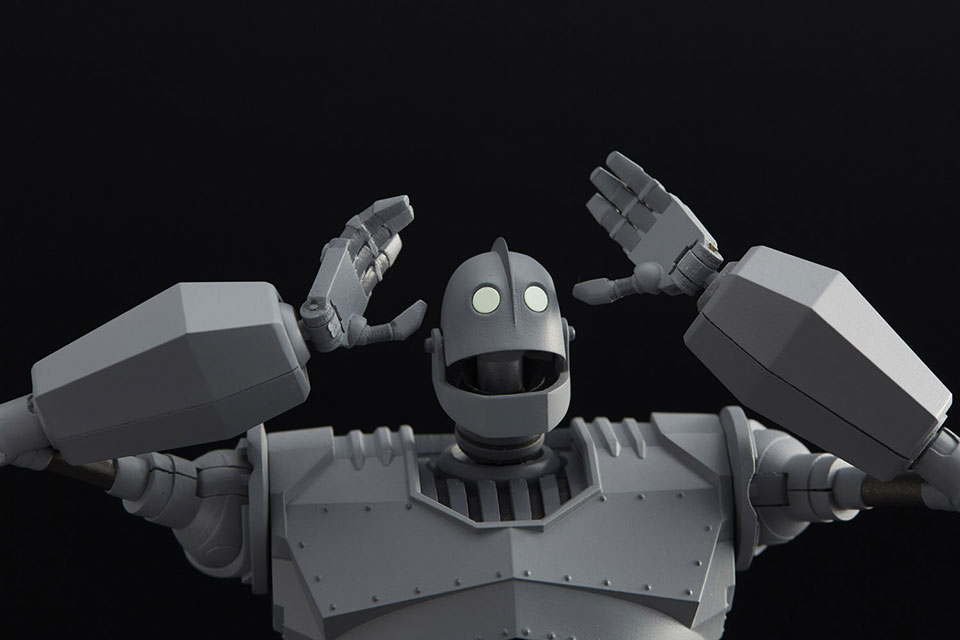 1000Toys The Iron Giant Action Figure
