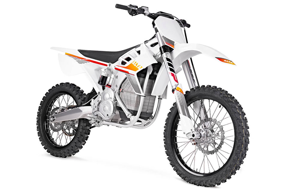 redshift 39 s mxr electric dirt bike has 50hp and a quick. Black Bedroom Furniture Sets. Home Design Ideas