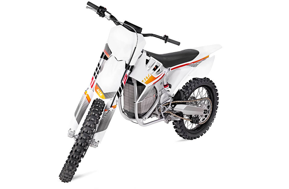 2018 Redshift MXR Electric Dirt Bike