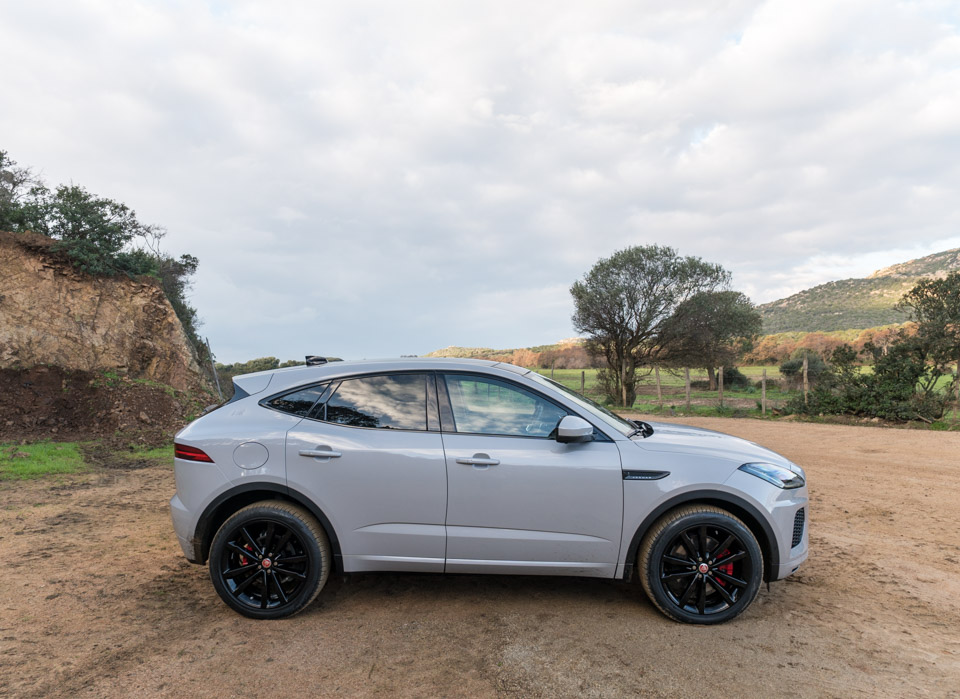 Driven: 2018 Jaguar E-PACE