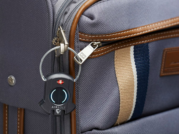 Deal: AirBolt Smart Travel Lock