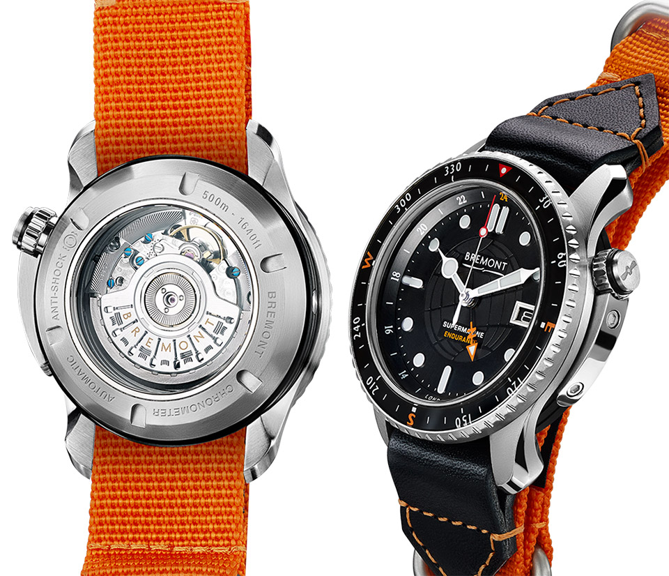 Bremont Endurance Chronometer