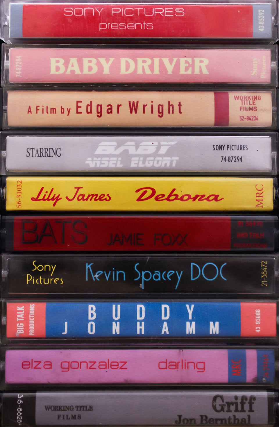 Cassette Tape Movie Posters