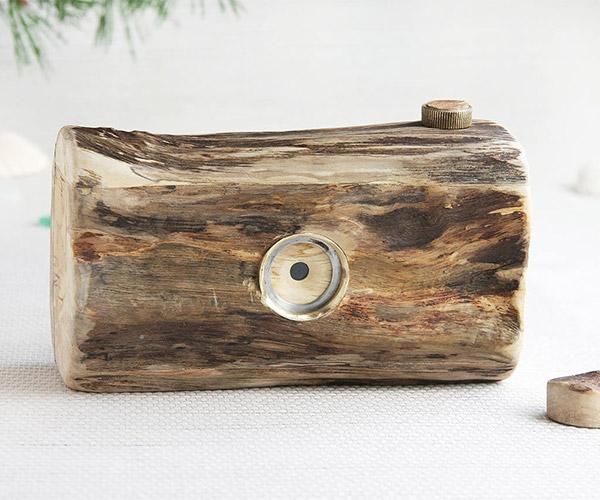 Driftwood Pinhole Cameras