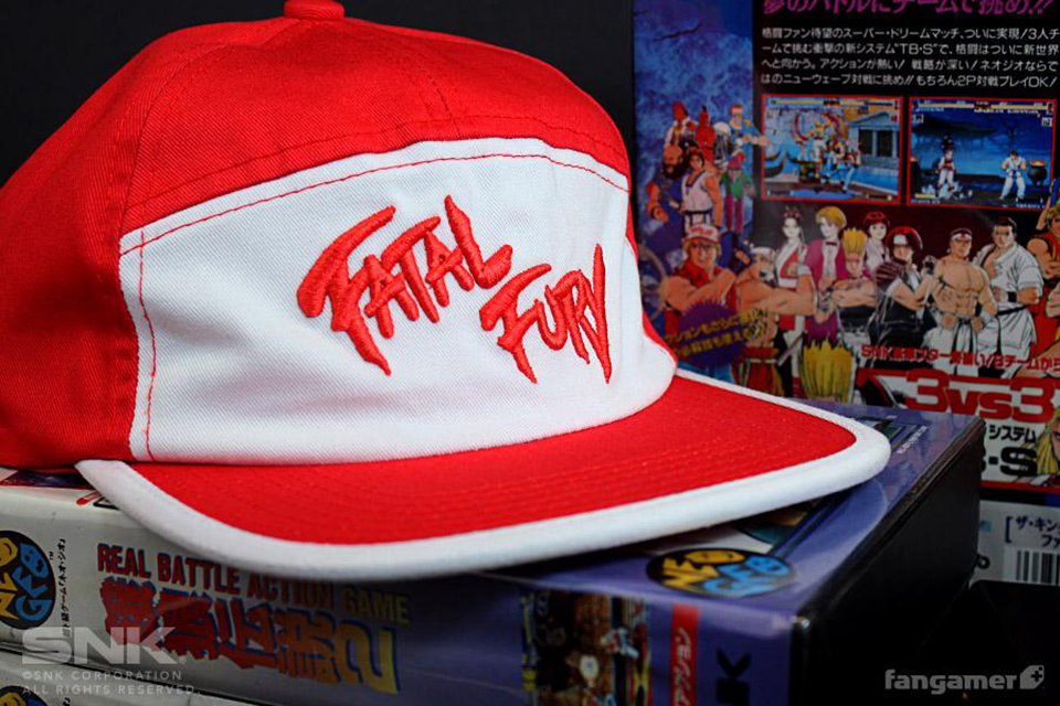 Fatal Fury Terry Bogard Hat