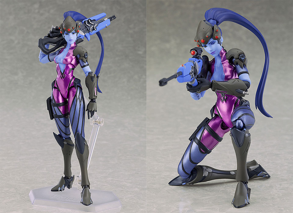 Overwatch Widowmaker Action Figure
