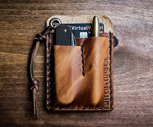 Great Leather EDC Organizers