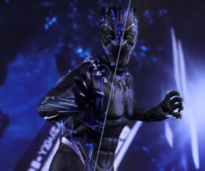 Hot Toys Black Panther Action Figure