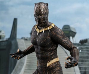 Hot Toys Erik Killmonger Action Figure