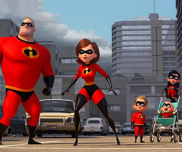 Incredibles 2: Sneak Peek