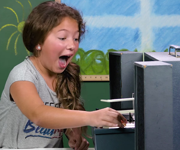 Kids React to Record Players