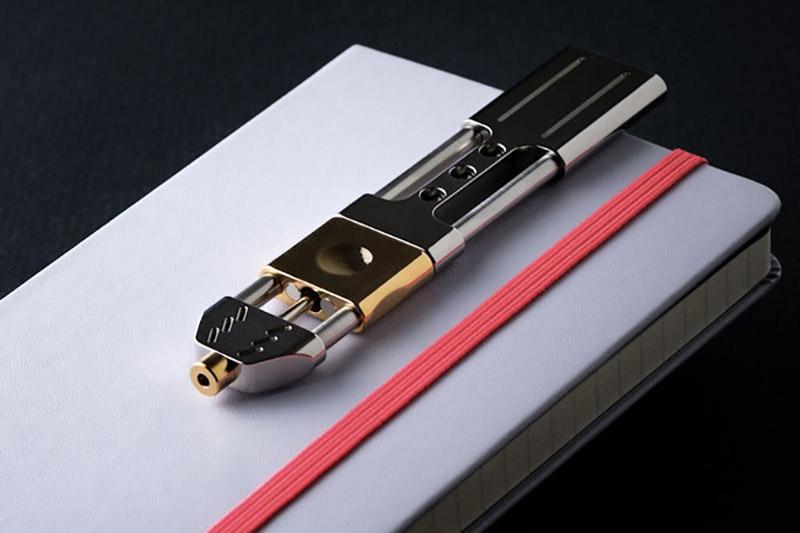 Ko-Axis Rail Pen