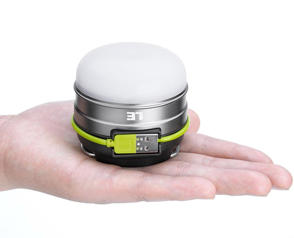 LE Portable LED Camping Lantern