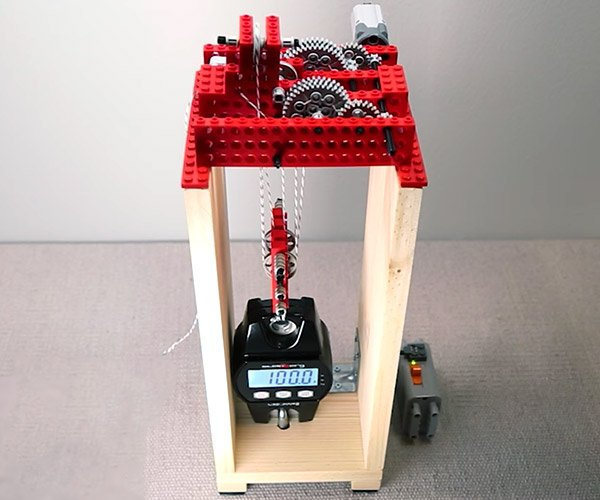 Heavy Duty LEGO Lifter