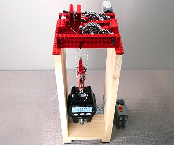 Heavy Duty LEGO Lifter