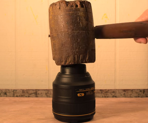 PES: Lens Smash