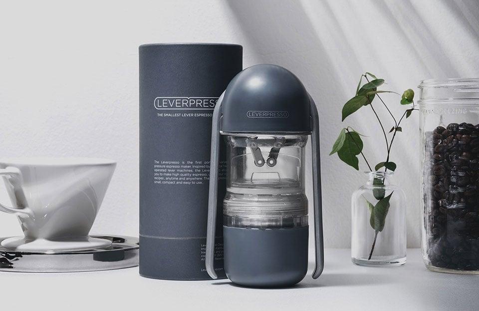 Leverpresso Portable Espresso Maker