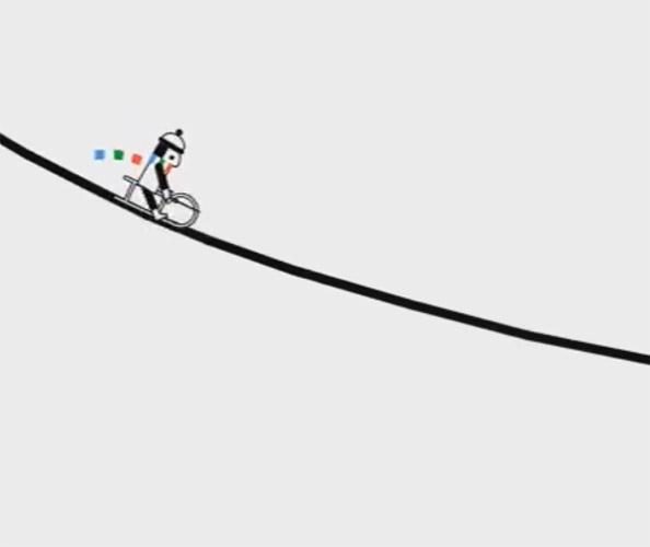 Line Rider: Fade