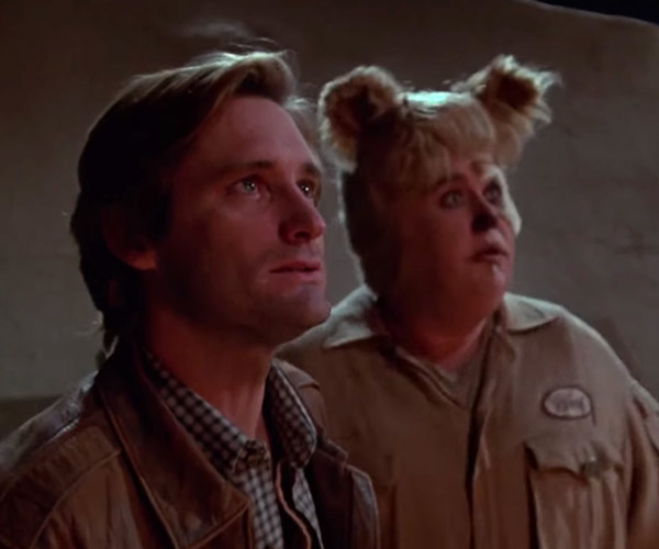 Lone Starr: A Spaceballs Story