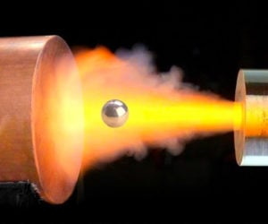 Can Copper Stop a Magnetic Bullet?