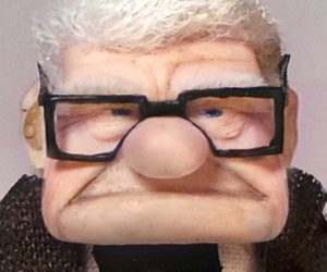 Making Carl Fredrickson