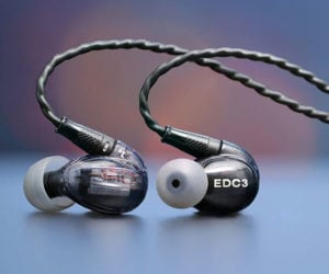 Massdrop x NuForce EDC3 Earphones